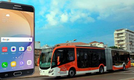 Aumentan quejas por robos de celulares en Transcaribe