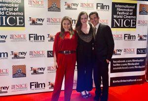 The creatress – el más reciente largometraje de Café Oscuro Films con Fran Drescher nominado y ganador en festivales europeos