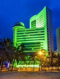 Hotel Almirante promueve turismo a Cartagena.
