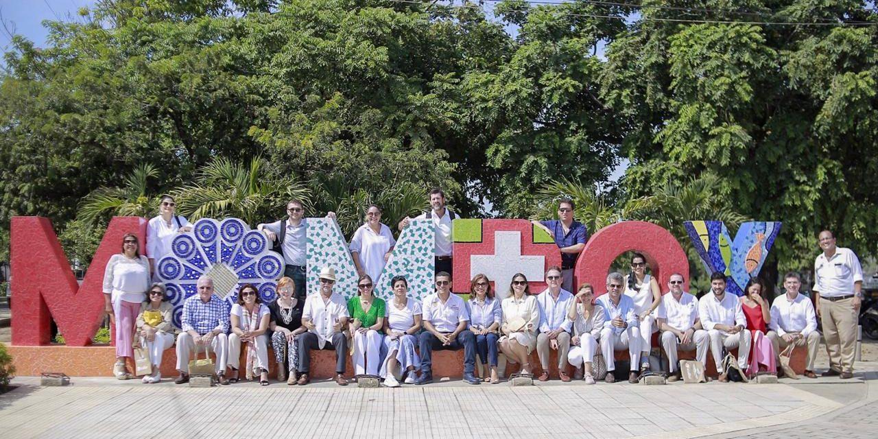 Consejo Gremial, Andi Bolívar e Invest in Cartagena sesionan por vez primera en Mompox