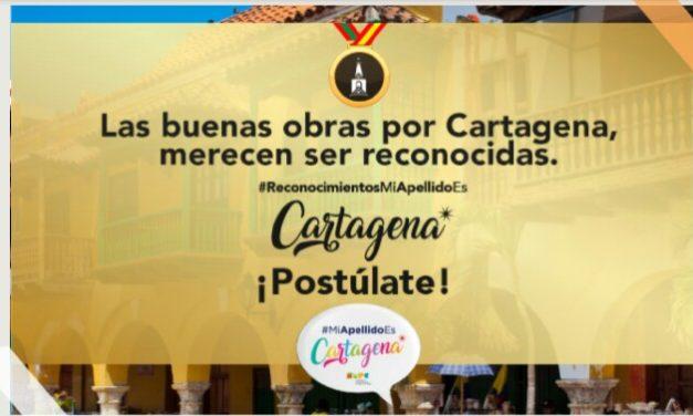 Últimos días para postularse a «Mi apellido es Cartagena»