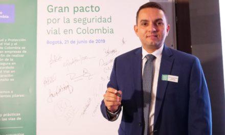 Surtigas Firmó la Iniciativa del Gobierno Nacional por la Seguridad Vial en el país