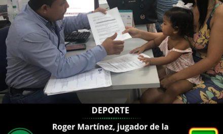 Roger Martinez tendrá un mes para pagar a su ex pareja 96 millones de pesos