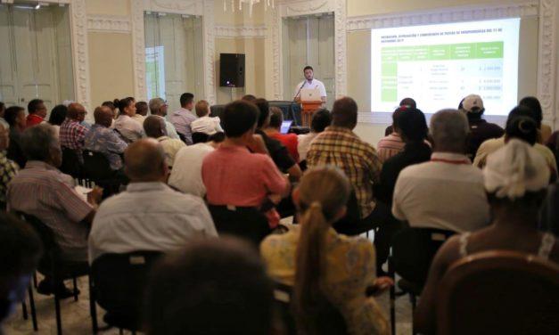 IPCC socializó sus convocatorias en el Teatro Adolfo Mejía