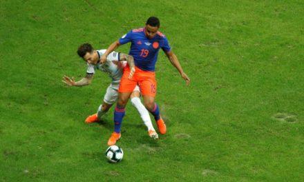 Muriel se va de la Copa América