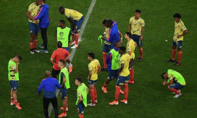 Colombia pierde en penaltis y se despide de la Copa América