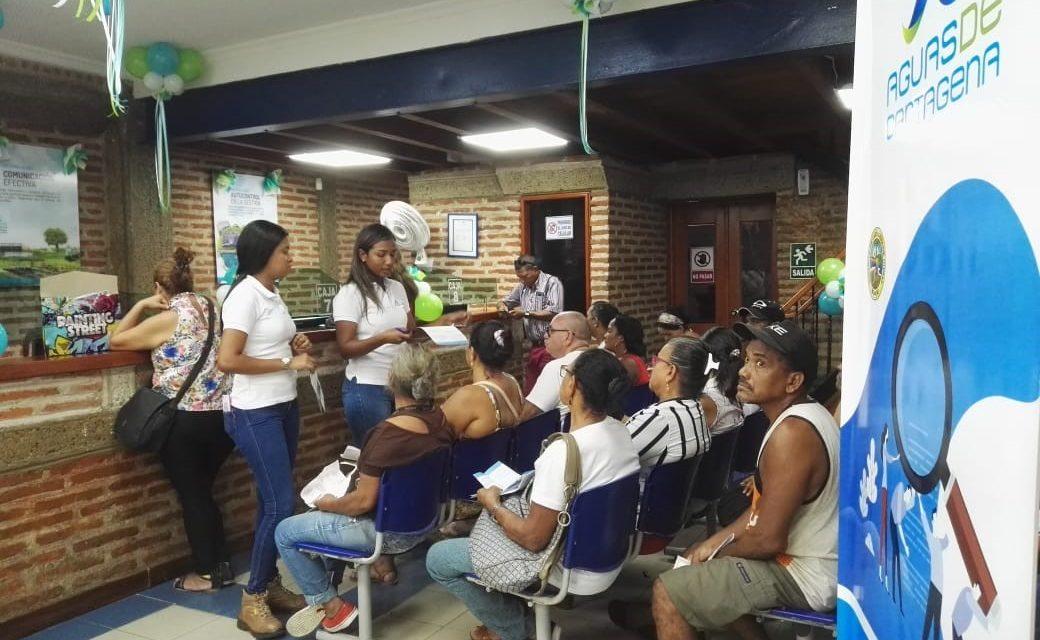Aguas Cartagena celebró el Día Nacional del Usuario
