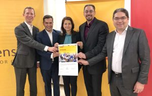 Deutsche Post DHL Group amplía su cooperación con Teach For All a nivel mundial