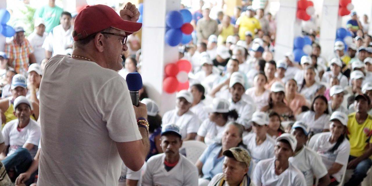 LLamado de Nando Padauí:  campaña limpia y con altura