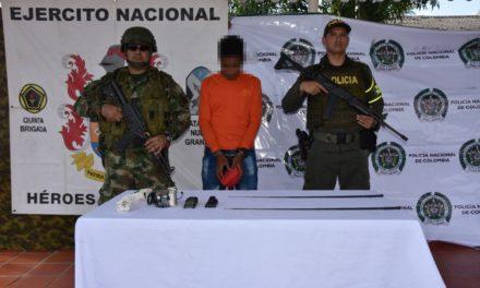 Autoridades evitan un posible atentado en San Pablo del Sur
