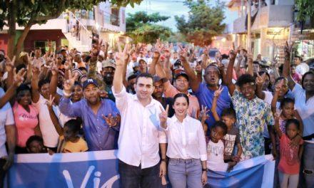 Consolidación de la campaña de Vicente Blel en Cartagena