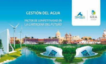 Aguas de Cartagena lanza programa de Gestión Responsable del Ciclo del Agua