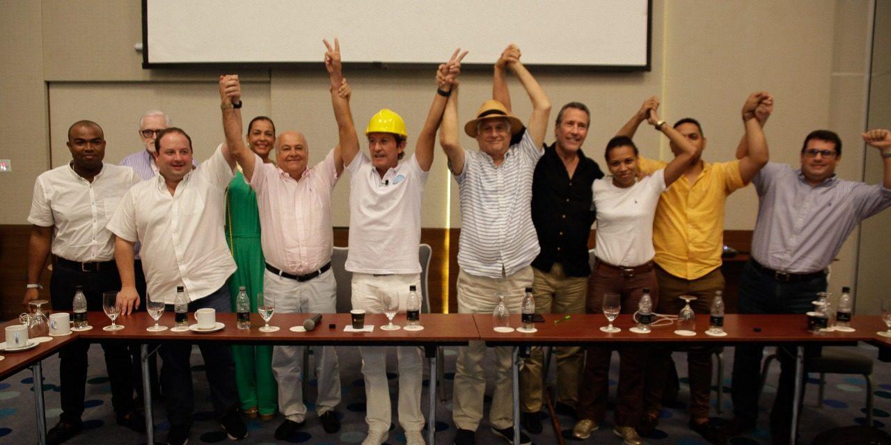 El Centro Democrático coavala candidatura de Fernando Araújo a la Alcaldía de Cartagena