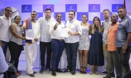 Partido Conservador entregó avalesa aspirantes a corporaciones públicas en Bolívar