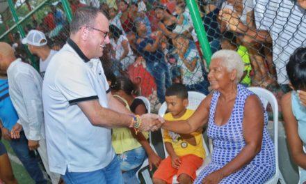 Nando Padauí inscribirá candidatura a la Gobernación