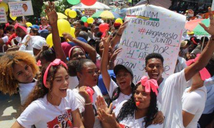 """""""En mi Gobierno los jóvenes no pagarán para acceder a la educacion universitaria pública"""", William García Tirado"""