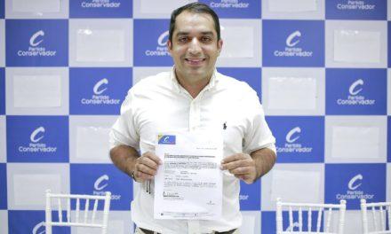Yalo recibe aval Conservador para aspirar a la Alcaldía de Magangué