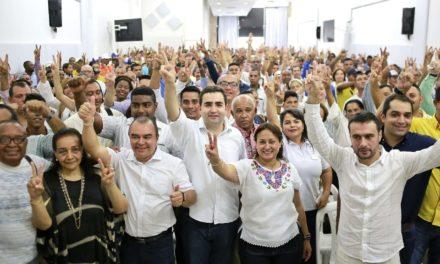 ASI coavala candidatura de Vicente Blel Scaff a la Gobernación de Bolívar