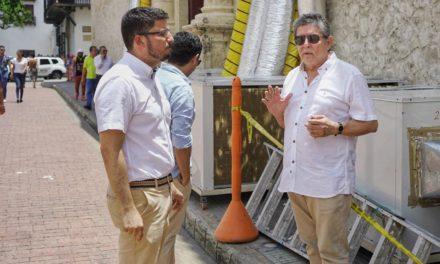 IPCC ordena desmonte de estructura que afecta la visual de La Catedral