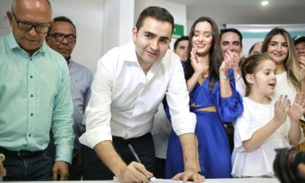 Vicente Blel se inscribió como el candidato de la Gran Coalición a la Gobernación de Bolívar