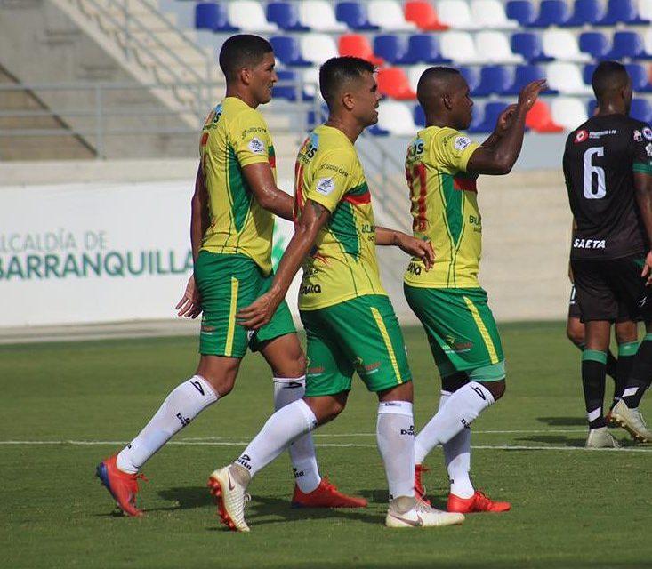 Real Cartagena no pasó del empate ante Valledupar