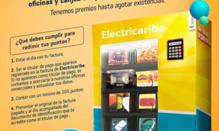 Electricaribe entrega premios a clientes