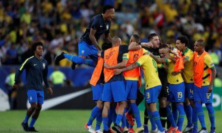 Brasil gana por novena vez la Copa América