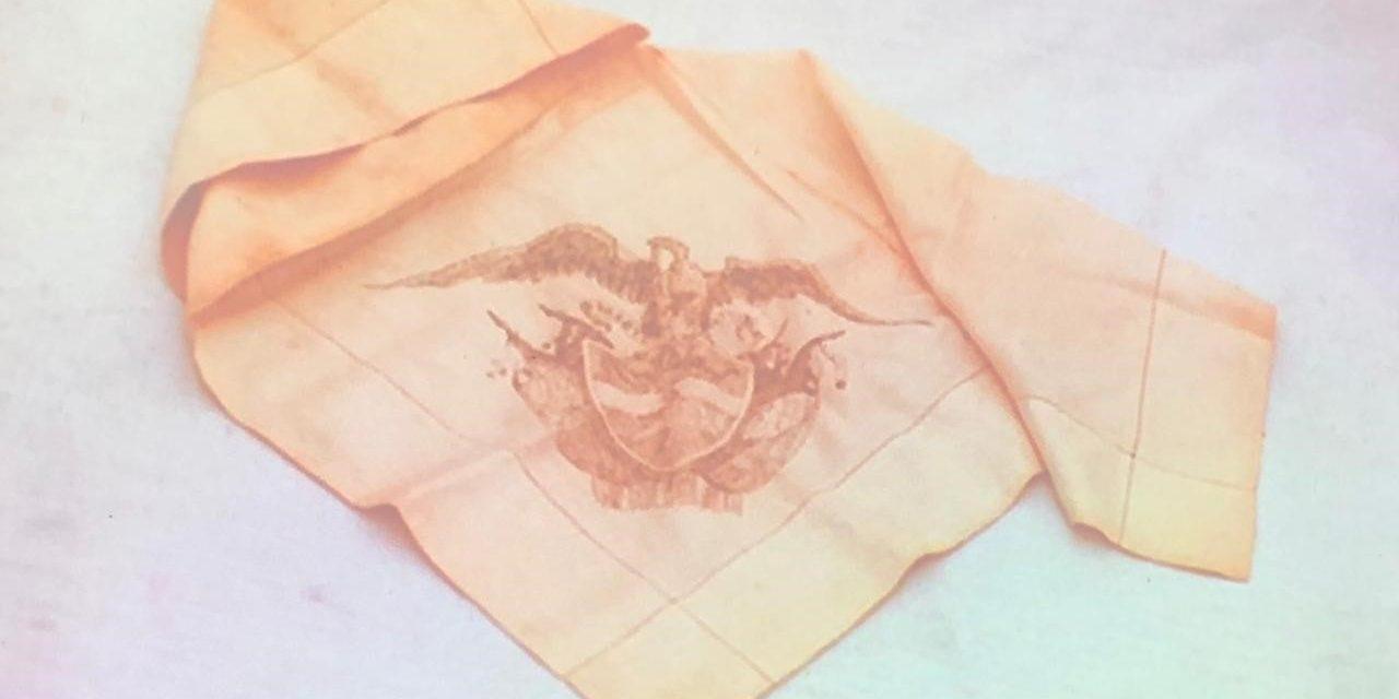 El pañuelo de Rafael Núñez