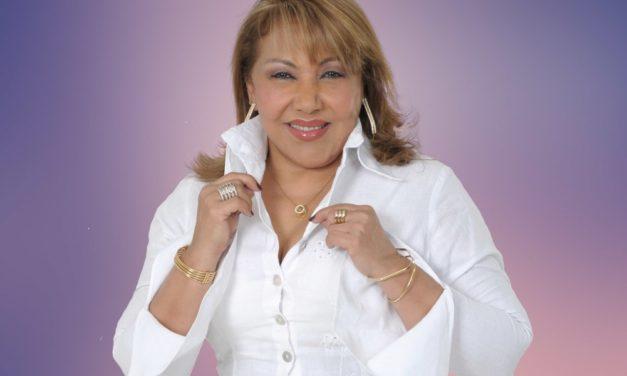 """Una palabra con Aida Luz Villa, """"La Cantora de Dios"""""""