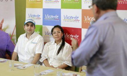 Partido de la u ratifica apoyo a Vicente Blel