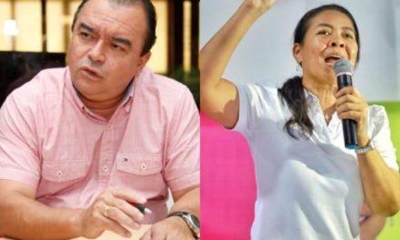 William García y Yolanda Wong denuncian amenazas de muerte en su contra
