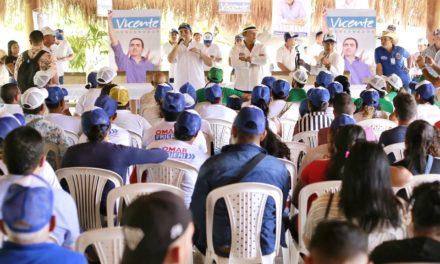 """""""Bolívar es y seguirá siendo un territorio seguro"""": Vicente Blel"""