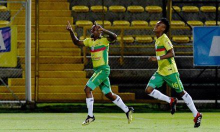 Real Cartagena venció a Tigres FC en Bogotá