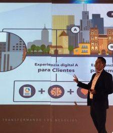 Roberto Aguirre Guardia conferencista y experto en transformación digital, explica este proceso digital de cambio que deben tener las empresas para lograr sus metas