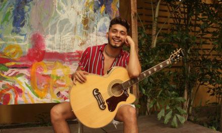 """Sergio Abril y su canción """"Hoy va bien"""""""