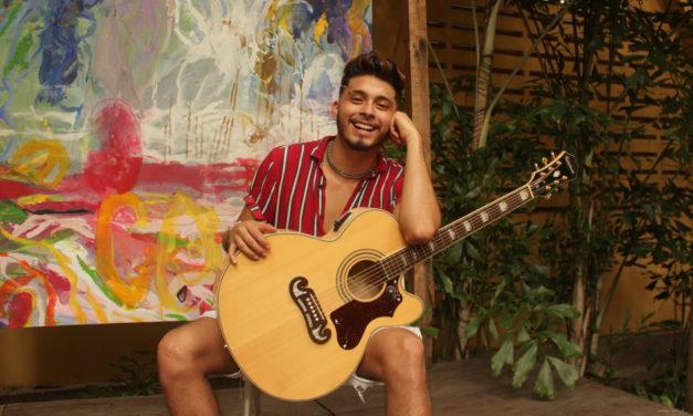 Sergio Abril y su canción «Hoy va bien»