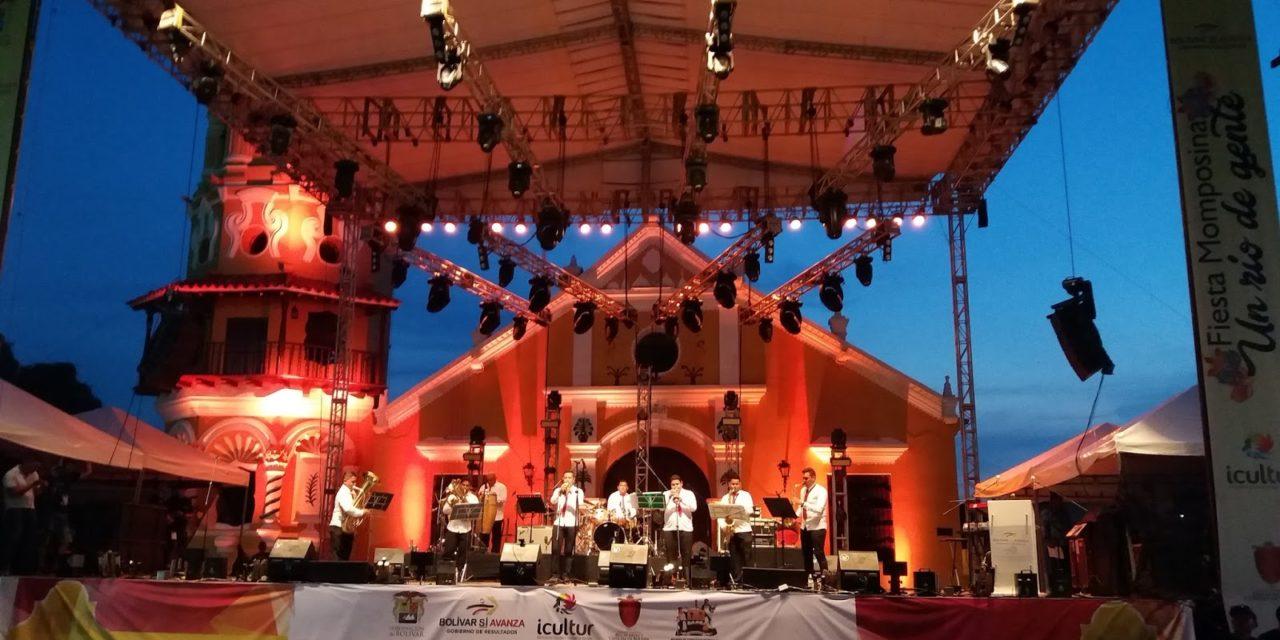 Festival de Jazz de Mompox: cargado de riqueza cultural para locales y visitantes