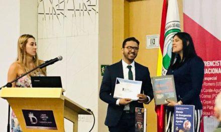 Investigación de la Maternidad Rafael Calvo ganó premio nacional