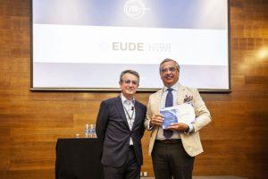 EUDE premiado por el Ranking FSO con el mejor MBA en Línea