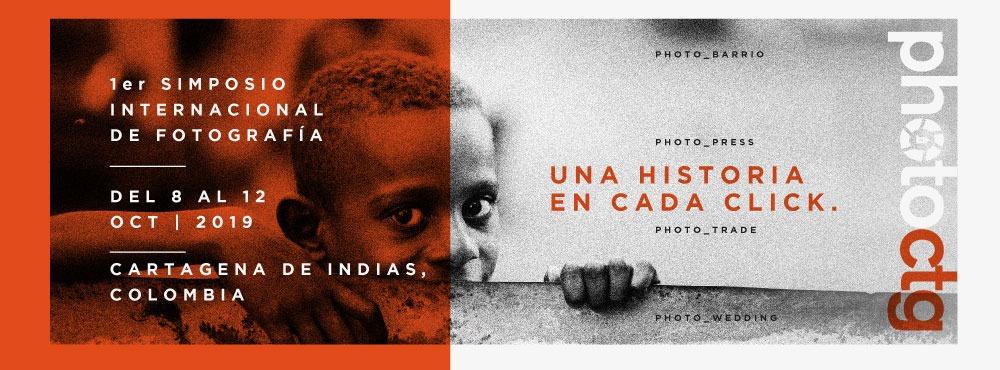 Cartagena de Indias, sede del Primer Simposio Internacional de Fotografía