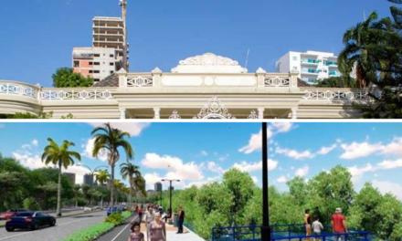 Proyecto Quinta Avenida de Manga en Cartagena