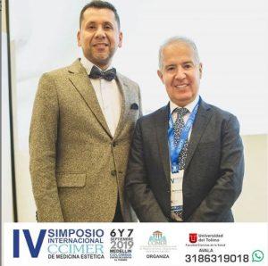 Se realizó con total éxito el IV Simposio Internacional CCIMER de Medicina Estética