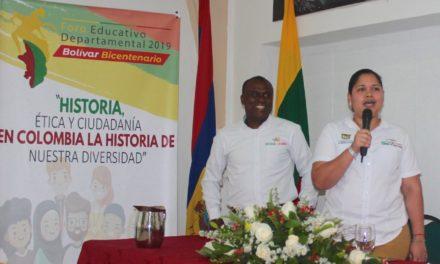 El Bicentenario, tema central del Foro Educativo de Bolívar 2019