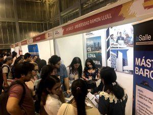 Universidades españolas visitan Bogotá, en la segunda Feria Estudiar en España