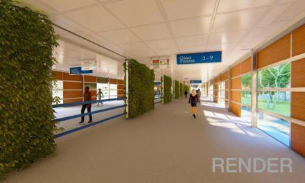Inician trabajos de ampliación en el Aeropuerto Rafael Núñez