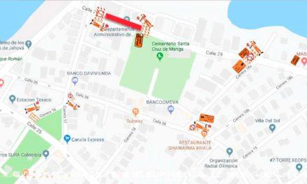 Aguas de Cartagena inicia obras entre la avenida 4a y California
