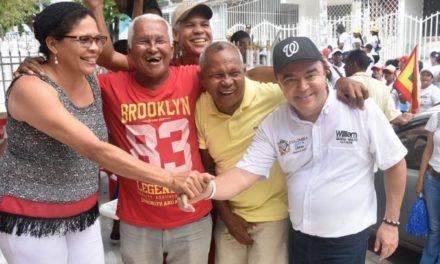 La Localidad Histórica y del Caribe Norte le cumplió a William García Tirado con 'La Ruta de la Victoria'