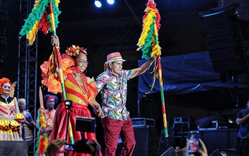 Con éxito se realizó Resuena Cartagena en la Plaza de la Aduana