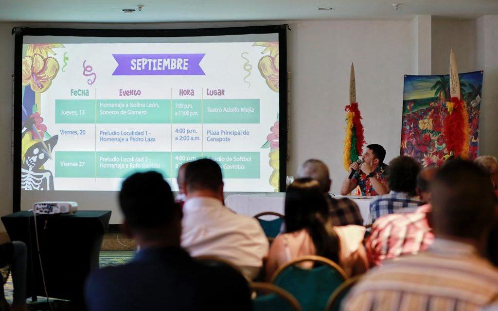 Agenda oficial de las Fiestas de Independencia 2019