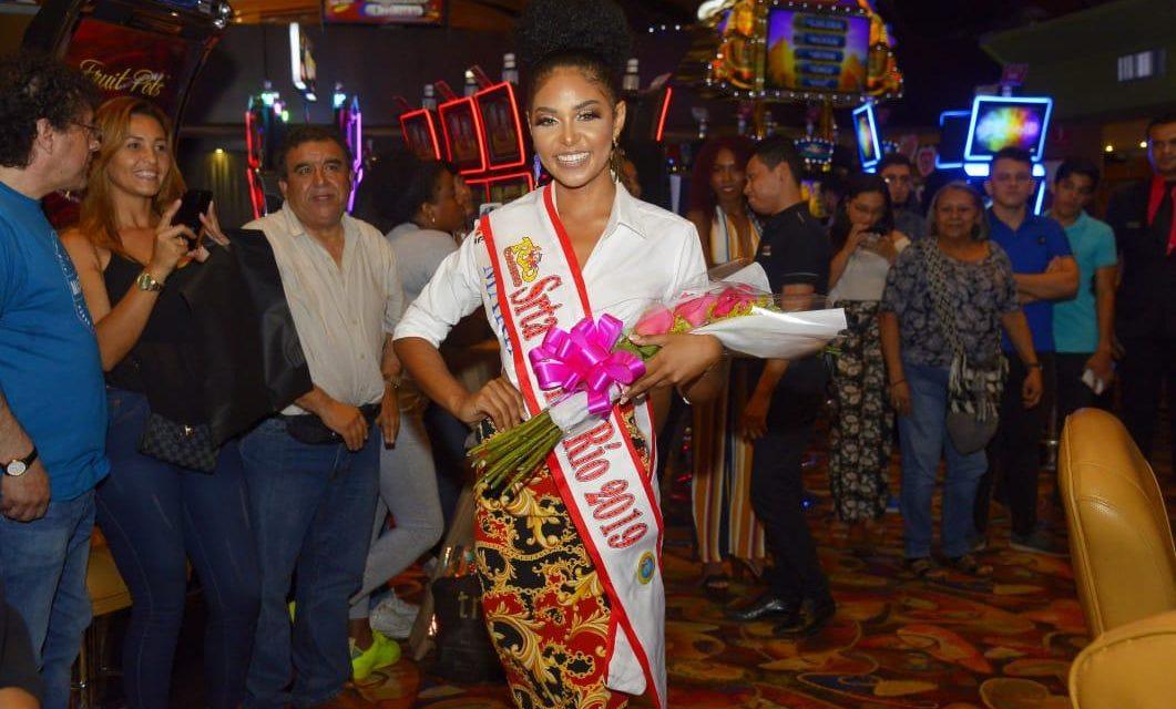 María Auxiliadora es la reina Casino Rio